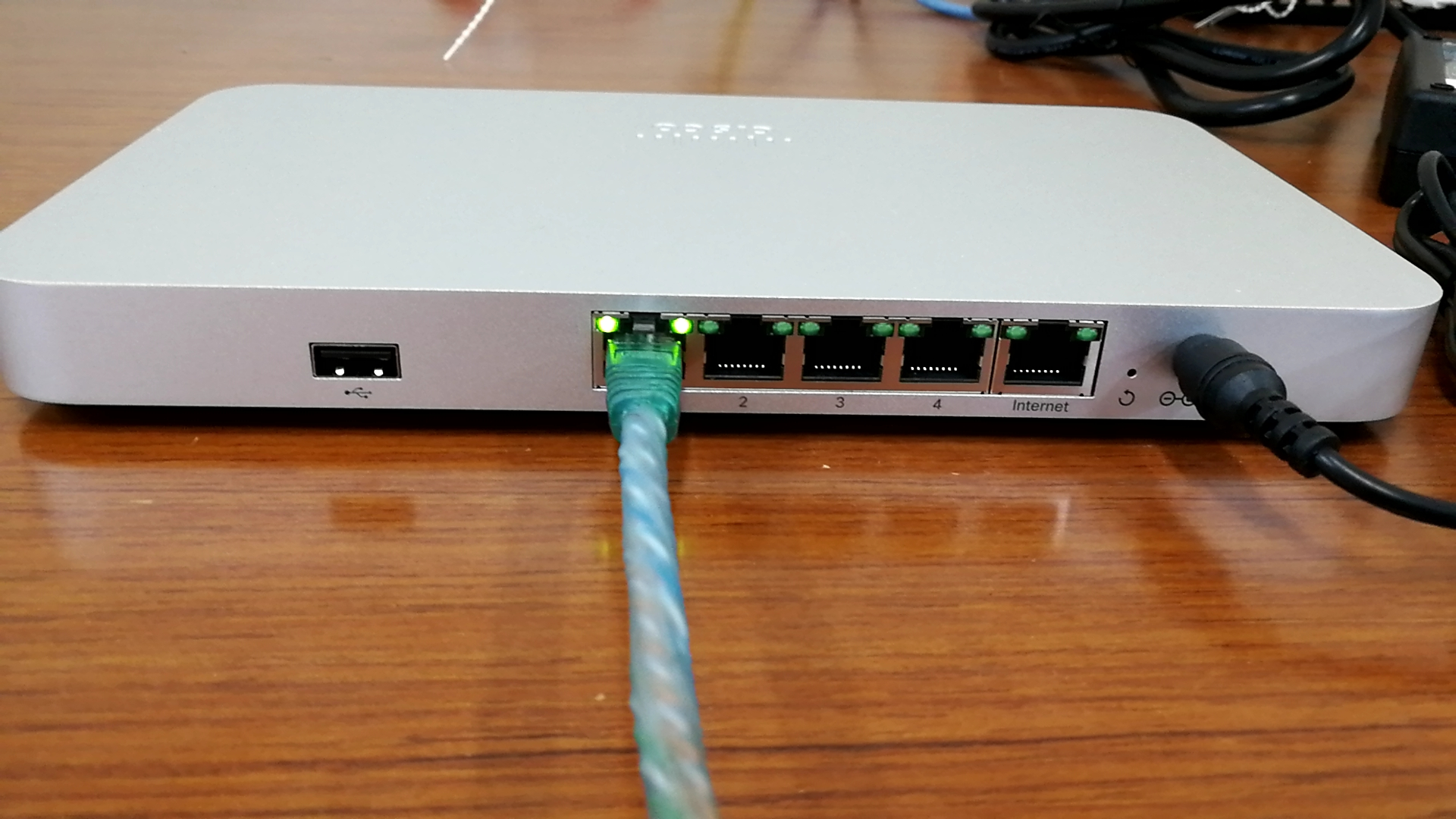 cisco meraki ルータ mx64 初期設定編 atc構築サービス ネットワーク